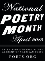 It's National Poetry Month!